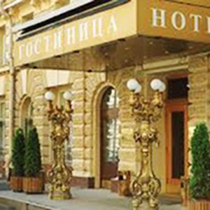 Гостиницы Подольска