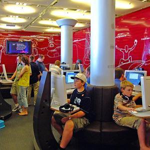 Интернет-кафе Подольска
