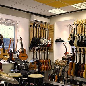 Музыкальные магазины Подольска