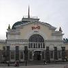Железнодорожные вокзалы в Подольске